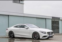 S63 AMG  & S 65 AMG  (W222) / S 63 AMG und S 65 AMG sind die sportlich-dynamischen Flaggschiffe der neuen Mercedes S-Klasse / by Redaktion Mercedes-Fans