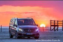 V-Klasse / by Redaktion Mercedes-Fans