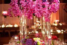 Centros de mesa / Decoraciones de centros de mesa para fiestas y eventos. / by LaCelebracion.com