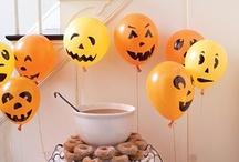 Halloween / Ambientación y decoración de Halloween. / by LaCelebracion.com
