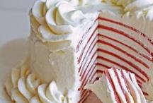 All Things Sweet / Cakes, cupcakes, pies, cookies, brownies, candies, goodies for my sweeties! / by CallMeCrissy (Christina Willis)