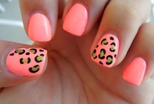 Colorful/Creative Nails / by Maria Quirarte