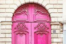 Eden's pink board / by Sophia F.