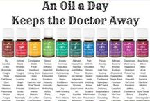 Young Living Essential Oils / by Emily Ross