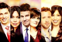 Bones ❤️ / The one show I will never get tired of! :) ❤️ Brennan and Booth / by Meghan Heinrich