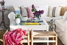 Beautiful Living Spaces / by Chrissy T