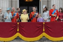 The British Royal Family / by Patricia