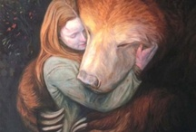 Black Bears, I love them / Bears in nature, especially black bears, are my main interest. / by Stephany Brown