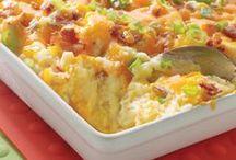 Potatoes,Pasta & RICE / by Debbie Swank