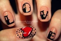 Nail polish ideas I'll try / by Debbie Swank