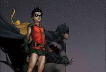 Comic Book Art / by Libby Carlson