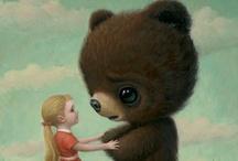 Children (Art) / by Libby Carlson