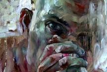 Men (art) / by Libby Carlson