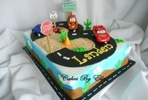 Great cake& party idea's / by Debbie Swank