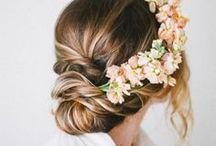 Haute Hair / by A Good Affair Wedding & Event Production