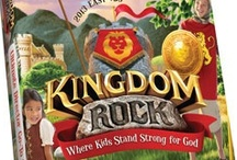 Kingdom Rock VBS Resources / by Group VBS