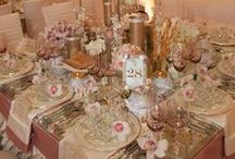Rockin Rose Gold  / by A Good Affair Wedding & Event Production