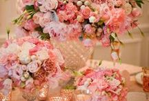 Pretty in Pink  / All things pink and pretty!  / by A Good Affair Wedding & Event Production
