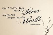 Shoes! / by Jeni Burlage