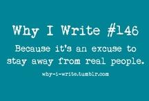 Writing / by Jeni Burlage