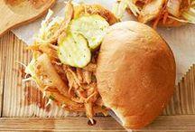sandwiched together / by misseinstein007