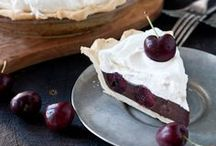 pies, tarts, crisps, etc. / by misseinstein007