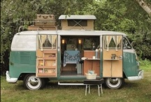 Camping and living tiny / by Pia Kavén-Bailey