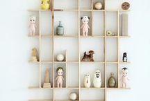 Children's furniture / Mobiliario infantil / El diseño dedicado a los niños / by Blanca Rabadán González