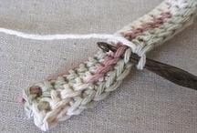 Everything Crochet / by Morgan Van Ginhoven