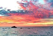Magical sunsets / This breathtaking sunsets can only be found at Punta Mita / by Four Seasons Resort Punta Mita, Mexico