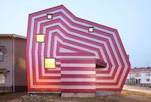 Interesting Structures / by Ellen Jones