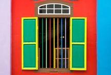 Doors, Windows & Exteriors 2 / by Ellen Jones