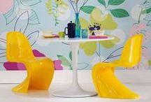 For My Colorful Home 2 / COLOR + FUN = HAPPY / by Ellen Jones