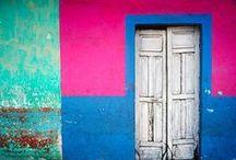 Doors, Windows & Exteriors 3 / by Ellen Jones