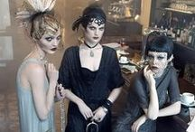 The era I should have lived / Prohibition, 1920s, the Roaring 20s, flappers, the Jazz Age, the Golden Age, Art Deco, 20s fashion, Gatsby, speakeasy / by Jen Piper