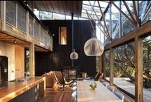 architecture, organization, design / shelves, furniture, interior design. architecture. home decor. / by Julie Paik