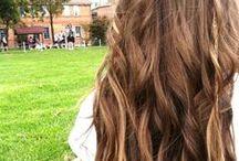 Hair & makeup / by ⭐️ Natalie M