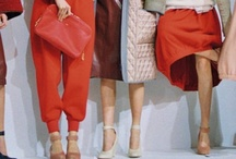 Trending FW12: Red Colorstory / by ThistleClover