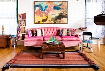 Luvin'room / by Rebecca Hitlin-Newton
