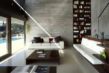 space / interior and exterior spaces that amaze me / by Sasha Ayad