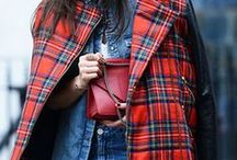 Trending FW13: Stripes & Plaid / by ThistleClover