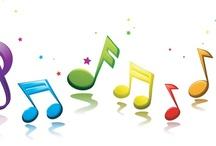 Music, Music, Music / by Janet Baker