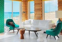 H10 Playa Esmeralda, Fuerteventura / Situado en primera linea de mar, con sorprendentes vistas sobre las playas de arena fina y aguas turquesa de Costa Calma, el H10 Playa Esmeralda es un hotel recientemente renovado con excelentes instalaciones y confortables habitaciones. www.hotelh10playaesmeralda.com / by H10 Hotels