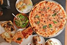 NYC Foods / The great food and recipes of New York. When you travel to NYC make sure to stop by a few of these great restaurants.  / by Empire State Building