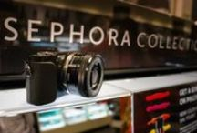 Sephora x Sony: Beauty Captured / Top SF Bay Area pinners came together to capture fall beauty looks with Sony's NEX-3N camera after receiving  Sephora PRO makeup lessons, #Selfie beauty tips, and more! #Sephora #Sony #BeautyCaptured  / by Sephora