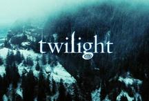 Twilight / A spot to show the Twilight goodness. / by Erika Gigstad