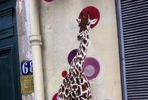 Girafes / by Christine Marcandier