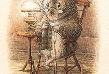Knitting and crocheting / by Patti MacLachlan Dougherty