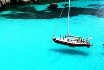 Sail Away............ / by Gill Watson