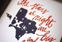 Texanisms / Texanisms - specific words and phrases common in and specific to the Great State of Texas. / by Linda Chumbley